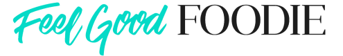 Logo for Feel Good Foodie