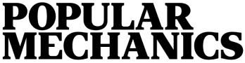 Logo for Popular Mechanics